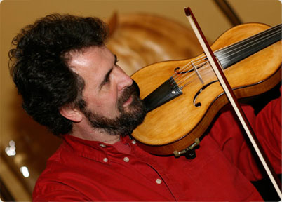 Jeremy Bell on Violin
