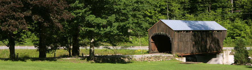 Vermont Covered Bridge Weddings