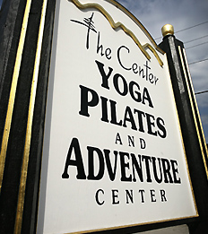 The Center Yoga Pilates and Adventure Center